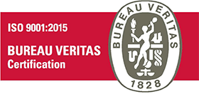 BV Certification badge